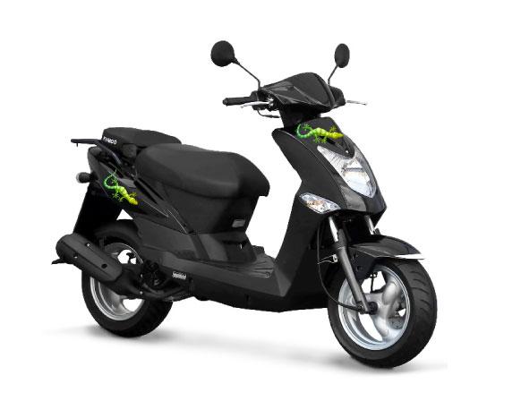 rijschool green amstelveen les scooter