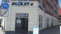 voorkant gebouw rijschool bullet